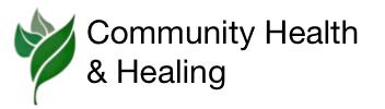 Community Health & Healing